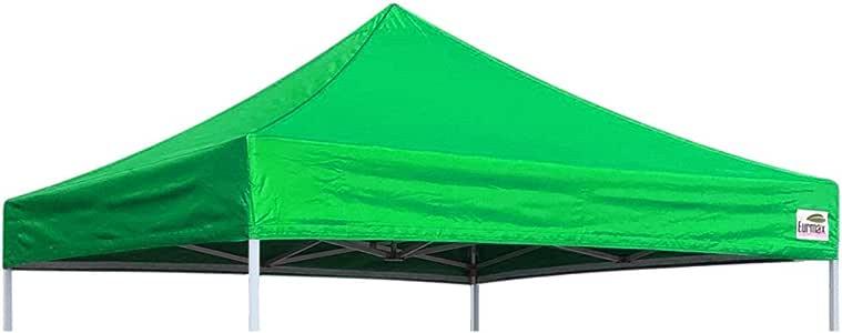 Amazon.com: Eurmax Pop Up Canopy Top Gazebo Tent Cover ...