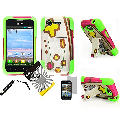 hard case for optimus lg fuel - 9