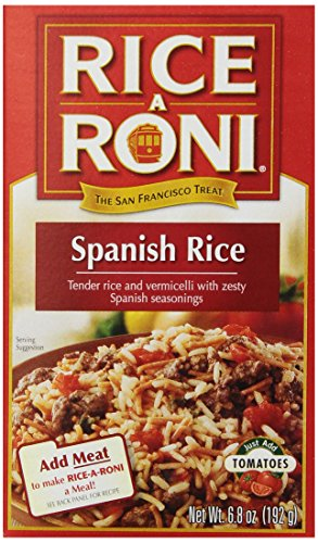 Rice A Roni Spanish Rice, 6.8 oz