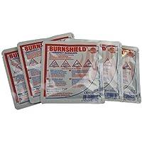 Pack of 5 Burnshield Emergency Burncare Dressing 10x10cm
