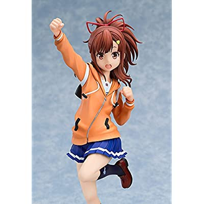 Fine Clover High School Fleet: Mei Irizaki 1: 7 Scale PVC Figure: Toys & Games