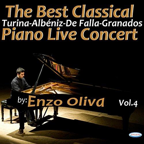 - 5 Danzas Gitanas, Serie I, Op. 55: No. 5 in A Major, Sacro-monte (Live Recording)