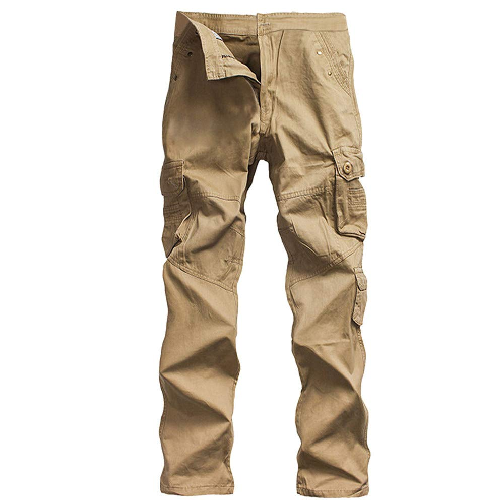 FELZ Pantalones de Trabajo para Hombre, Pantalones de Trabajo Acolchados, Pantalones de algodón para Hombres: Amazon.es: Ropa y accesorios