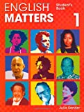 img - for English Matters (Caribbean): Student's Book 1 book / textbook / text book