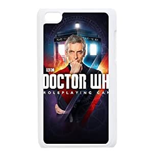 Classic Case Doctor Who pattern design For Ipod Touch 4 Phone Case