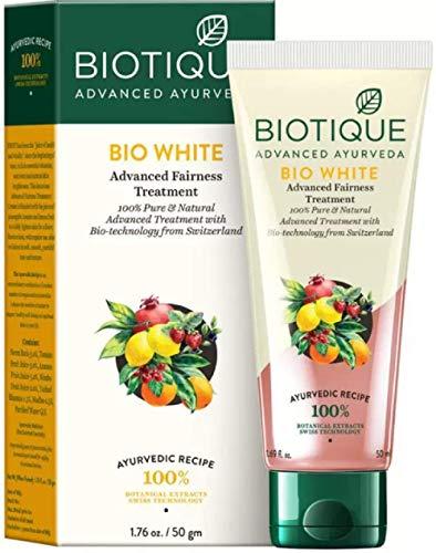 Biotique Bio White Advanced Fairness Treatment Cream (50g)