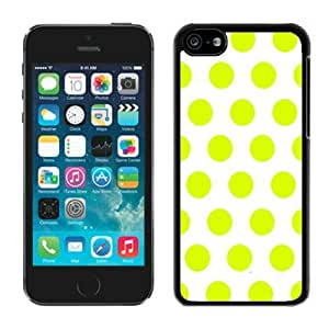 Best New Silicone Iphone 5c Black Case White and Turquoise Speck Soft TPU Cell Phone Dot Cover