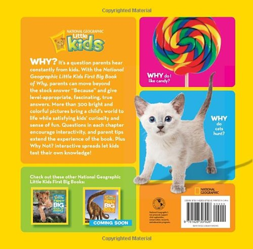 National Geographic Little Kids First Big Book Of Why Pdf