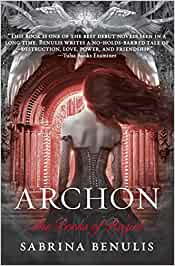 Archon Pb The Books Of Raziel Amazon Es Sabrina border=