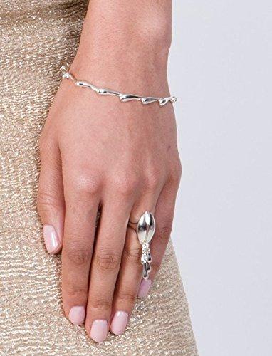 Lucy Q - Bracelet - Argent 925 -19.5 cm - DB2
