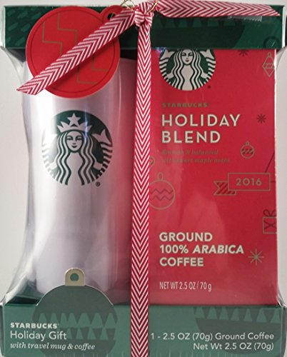 Starbucks Coffee & Travel Mug Gift Set