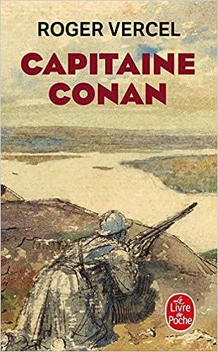 Capitaine Conan Le Livre De Poche French Edition Roger