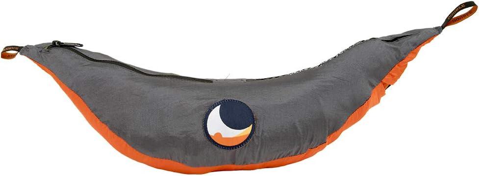 Ticket to the Moon 320 x 200 cm borsa Express Orange//Dark Grey Amaca originale Ticket to the Moon gancio a S
