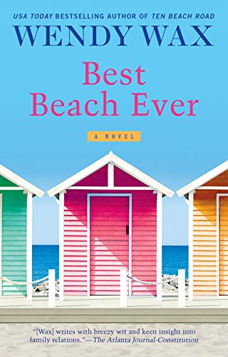 Book Cover: Best Beach Ever