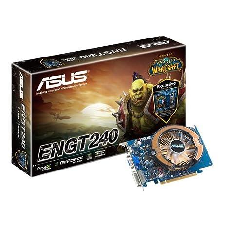 Amazon.com: ASUS NVIDIA GeForce GT240 1 GB ddr5 VGA/DVI/HDMI ...