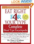 Eat Right 4 Your Type Complete Blood...