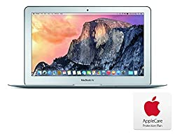 Apple MacBook Air 11-inch 1.6Ghz 256GB MJVP2LL/A + AppleCare Bundle