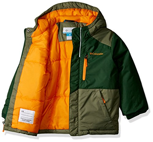 2658040bf821 Columbia Toddler Kids Lightning Lift Jacket  B01N40GGDG  -  35.00