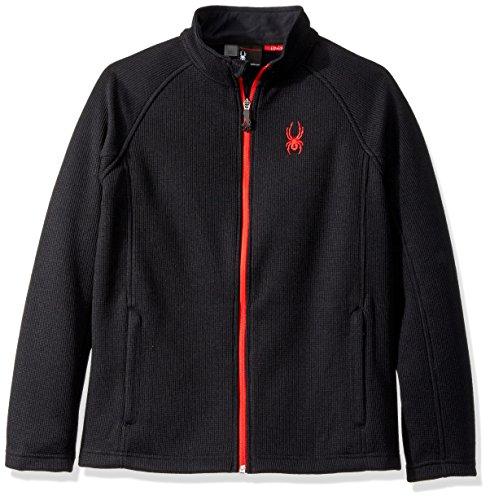 Spyder Boys Constant Full Zip Stryke Jacket