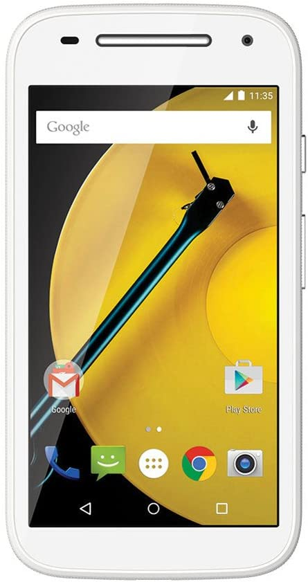 Motorola Moto E - Smartphone libre Android (pantalla 4.5