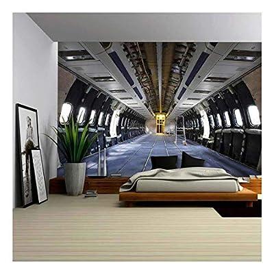Airplane Under Heavy Maintenance, Quality Artwork, Amazing Piece