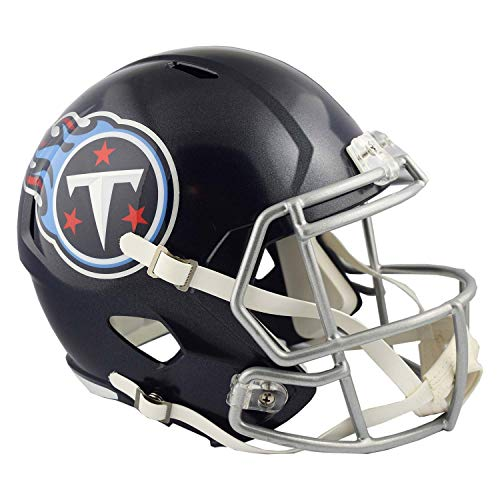 875c5acf1 Tennessee Titans Full-sized Helmet. Riddell NFL Tennessee Titans Replica  Full Size Speed ...