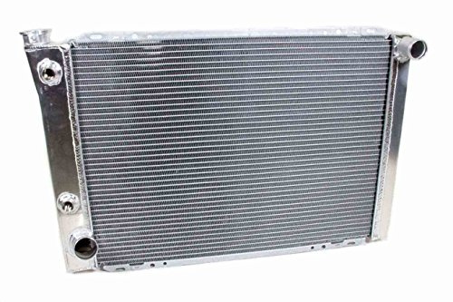 Howe Racing 34129F Radiator 19x29 Ford w/Heat Exchanger