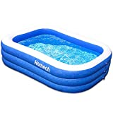 """Homech Family Inflatable Swimming Pool, 120"""" X"""
