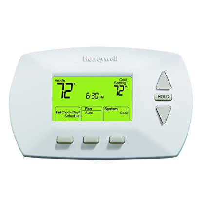 Honeywell RTH6350 5-2 Programmable Thermostat - Programmable ...