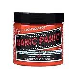 Manic Panic Hair Dye Classic Cream Color Psychedelic Sunset Orange Semi-Permanent Formula by Manic Panic BEAUTY