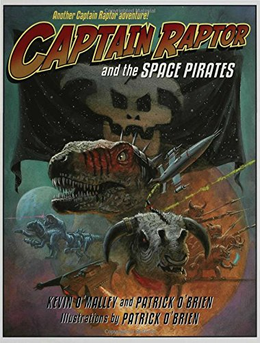 Captain Raptor and the Space Pirates ebook