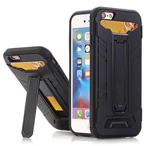 iPhone MoonminiCard Shockproof Protection Kickstand