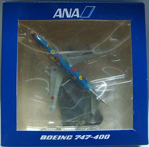 1/1000 ANA BOEING 747-400 MODEL NO NH10006 PokemonJet
