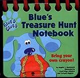 Blue's Treasure Hunt Notebook