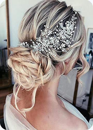Kercisbeauty Bridesmaids Rhinestones Headpiece Accessories product image