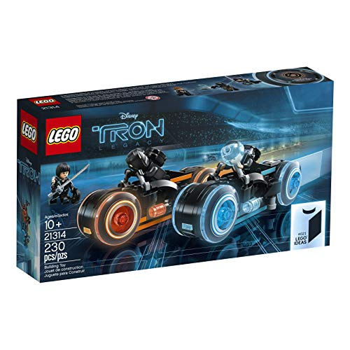 51VBq85lDRL - LEGO Ideas TRON: Legacy 21314 Construction Toy inspired by Disney's TRON: Legacy movie