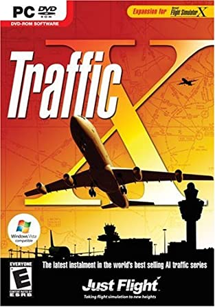 Flight Simulator X: Traffic Expansion Pack: Amazon ca: Software