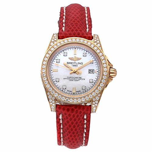 Breitling Galactic Quartz Female Watch H71330 (Certified Pre-Owned)