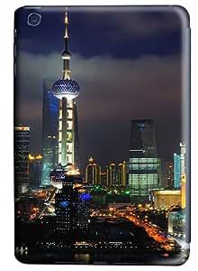 iPad Mini Case and Cover -Shanghai Nights China PC case Cover for iPad Mini