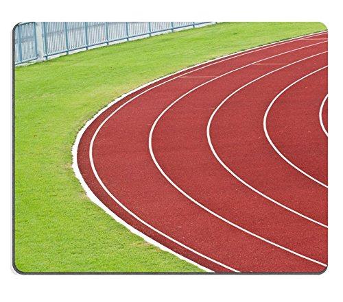 [MSD Mousepad IMAGE ID 20885489 Curve of Race Track in Big Football Stadium] (985 Race)