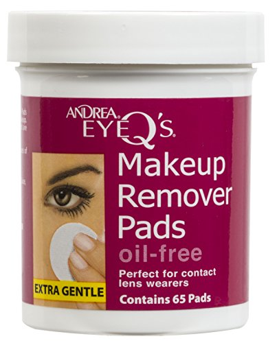 Oil Free Eye Makeup Remover Pads Andrea - 2
