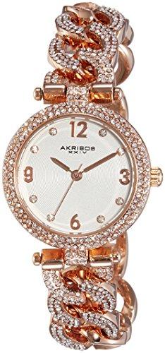 Akribos XXIV Women's AK756RG