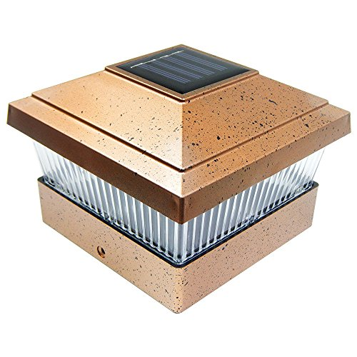 Flush Mount Deck Lights Solar in US - 4