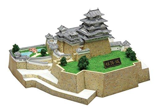フジミ模型 1/850 姫路城