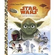 Star Wars: The Empire Strikes Back (Star Wars) (Little Golden Book)