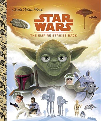 Star Wars The Empire Strikes Back (Star Wars) (Little Golden Book)