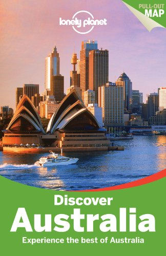 Books : Lonely Planet Discover Australia (Travel Guide)