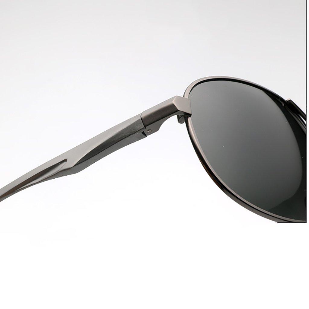 Ppy778 Classic Aviator Polarized Pilot Mirror UV400 con Gafas de Sol de protecci/ón con un Marco de Metal de Primera Calidad para Hombres y Mujeres