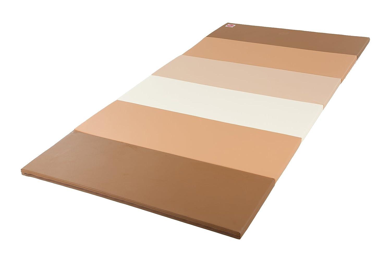 【値下げ】 フォルダウェイ Foldaway Foldaway バニラココ クッションマット 6段 B078SWQNK6 140×300×4(cm) バニラココ f33-vanilla バニラココ B078SWQNK6, チョコ屋:8400106e --- outdev.net