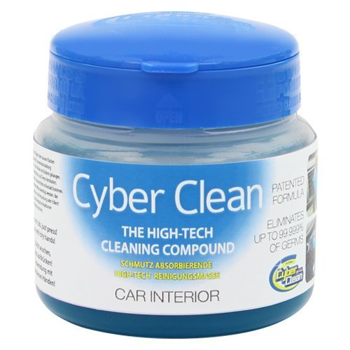 72 opinioni per Cyber Clean 46198- equipment cleansing kit (Blue, 145g)